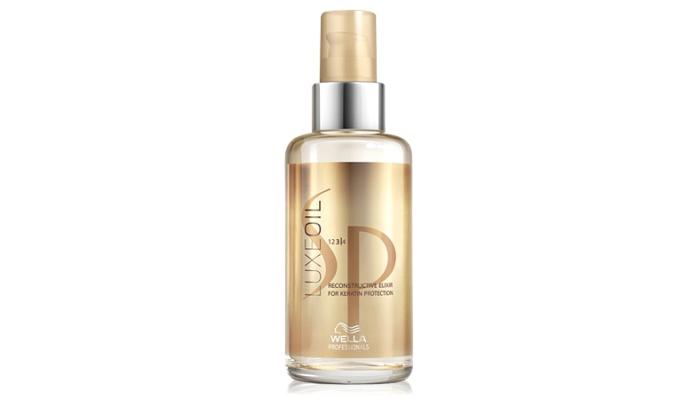 Масло для восстановления волос: Wella SP Reconstructive Elixir