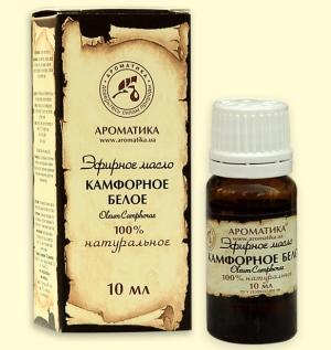 Камфорное масло для волос: польза средства
