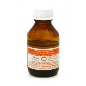 Камфорное масло для волос: противопоказания и меры предосторожности