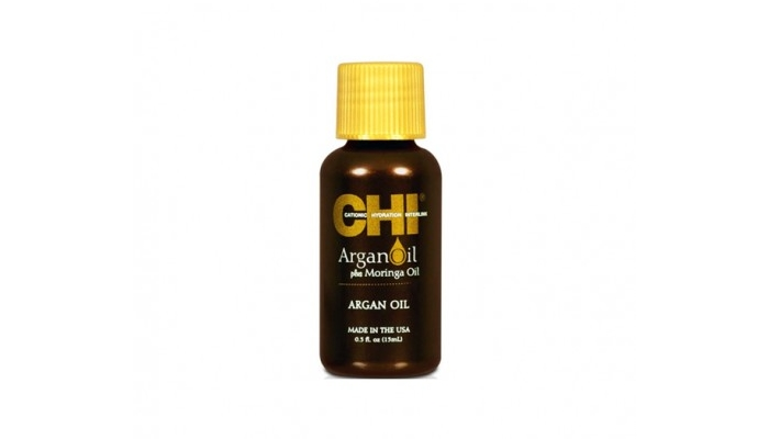 Масло для восстановления волос: CHI Argan Oil