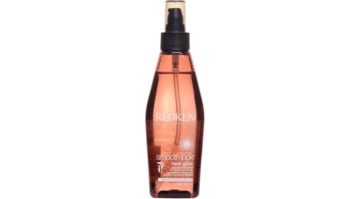 Масло для волос Redken: Smooth Lock Heat Glide