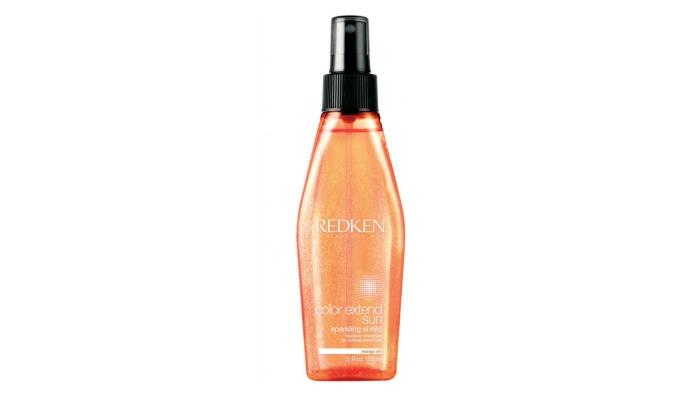 Масло для волос Redken: Color Extend Sun Sparkling Shield