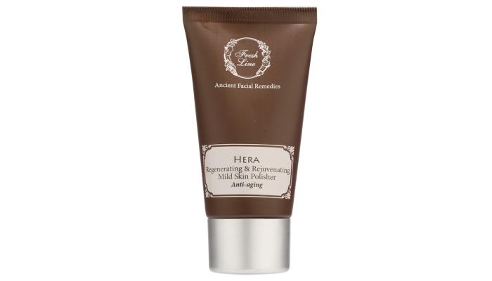 Скраб для сухой и чувствительной кожи лица: Fresh Line Гера