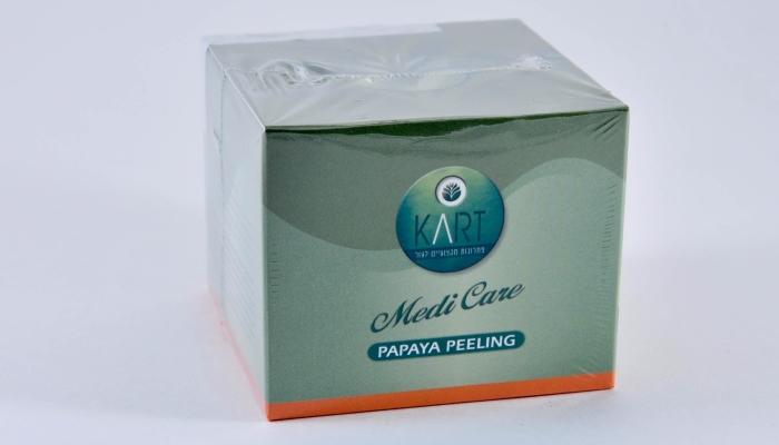 Лучший скраб для лица: Kart Papaya Peeling