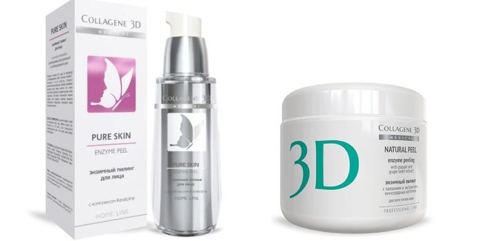 Химический пилинг в аптеке - Medical Collagene 3D