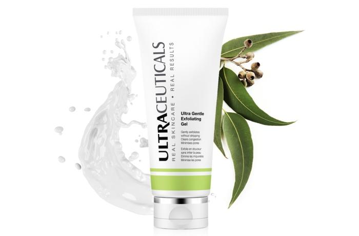 Пилинг для жирной кожи лица: Ultra Gentle Exfoliating Gel от Ultraceuticals