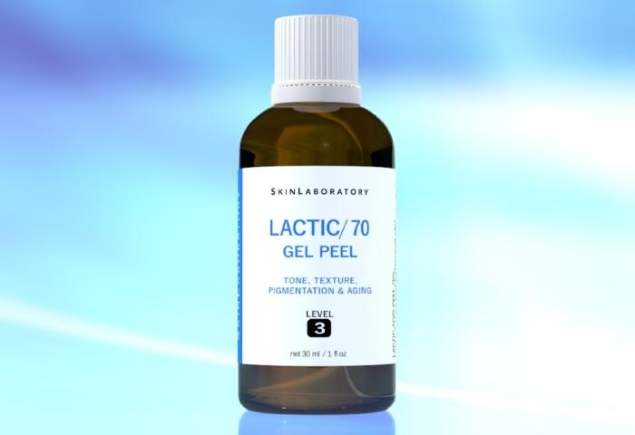 Молочный пилинг: Skin laboratory LACTIC/70. Молочный пилинг 70%