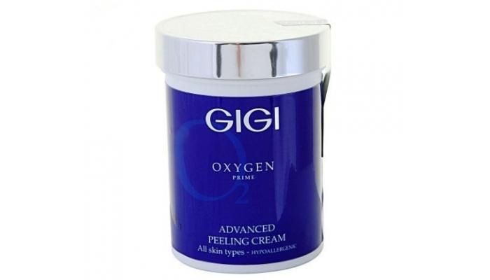 Пилинг для сухой кожи: крем-пилинг GIGI