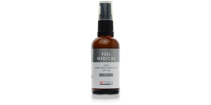 Пилинги марки Peel: антивозрастной крем