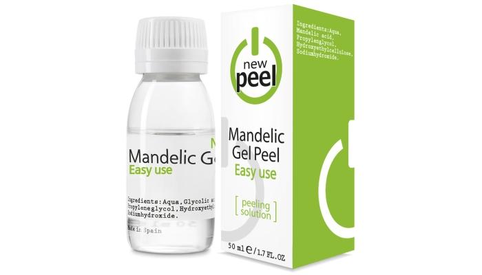 Миндальный пилинг: New Peel Mandelic Gel-Peel