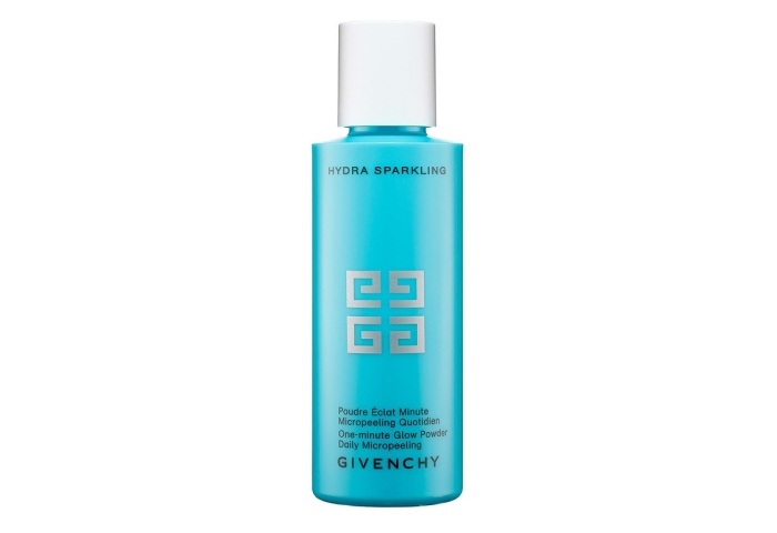 Пилинг для жирной кожи лица: Hydra Sparkling One-minute Glow Powder Daily Micropeeling от Givenchy