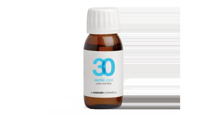 Молочный пилинг: Toskani Cosmetics.  Lactic Peel 30%