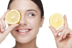 Пилинг лимоном: классический