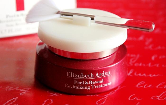 Маска-пилинг: Peel & Reveal Revitalizing Treatment Elizabeth Arden