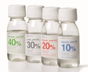 Омолаживающие пилинги: срединные химические