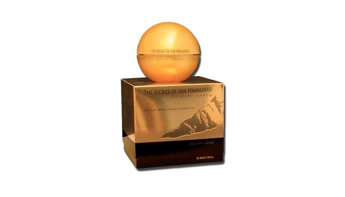 Маска-пилинг: Secret Of The Himalayan Peel Of Gold Mask