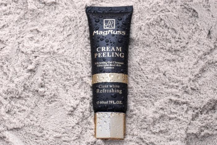 Пилинг-крем для лица: Cream Peeling от MagRuss
