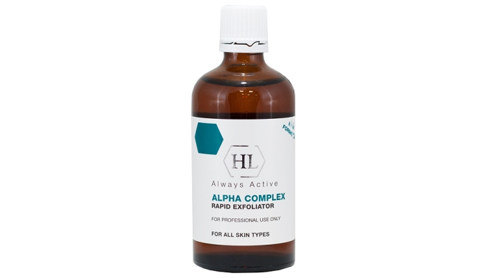 Пилинг в аптеке: ALPHA COMPLEX Rapid Exfoliator от Holy Land
