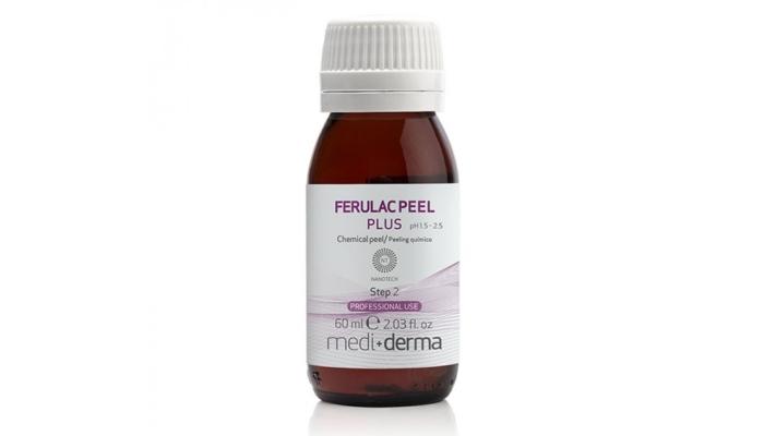 Пилинги Медидерма: FERULAC PLUS (pH 1,5)