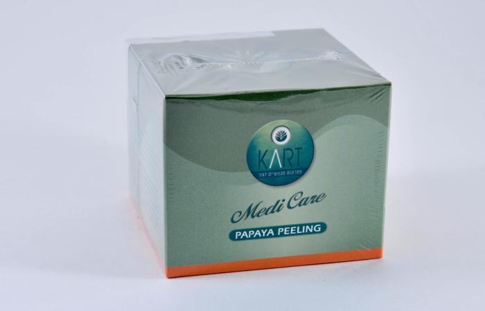 Легкий пилинг: Kart Papaya Peeling