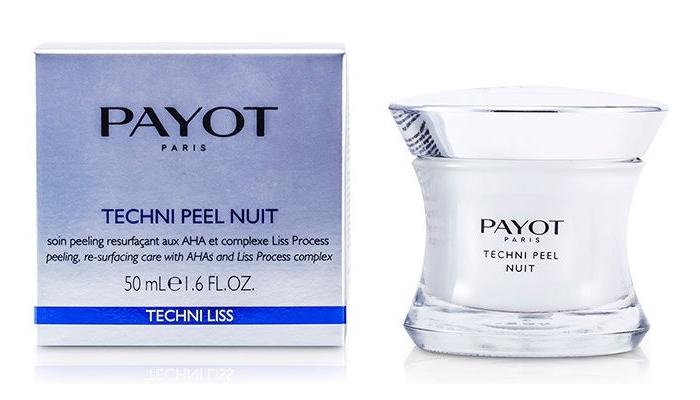 Ночной пилинг для лица: Payot Techni Peel