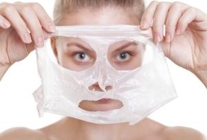 Процедура пилинга кожи лица: правила нанесения