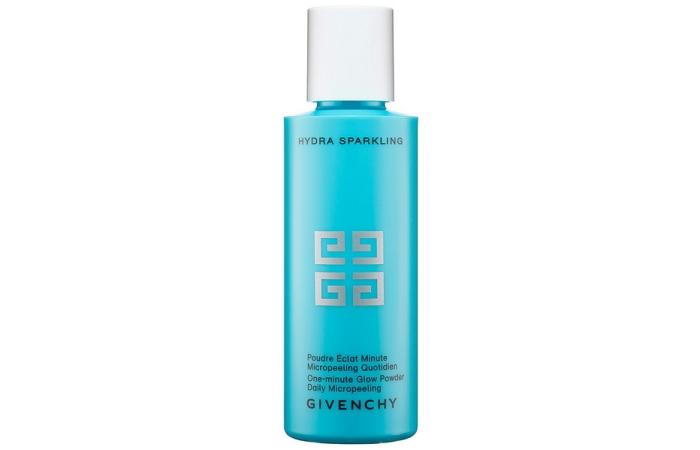 Виды пилингов: Givenchy Hydra Sparkling